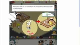 Tuzki Social Game - Milk Mogul Preview