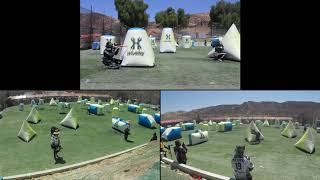Wize Guyz Vs Alliance UPL Paintball Tournament E2 - (3Cam)