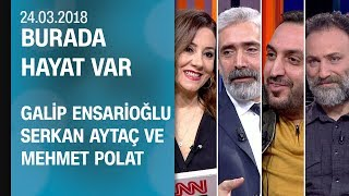 Burada Hayat Var, Diyarbakır bölümüyle ekrana geldi - 24.03.2018 Cumartesi