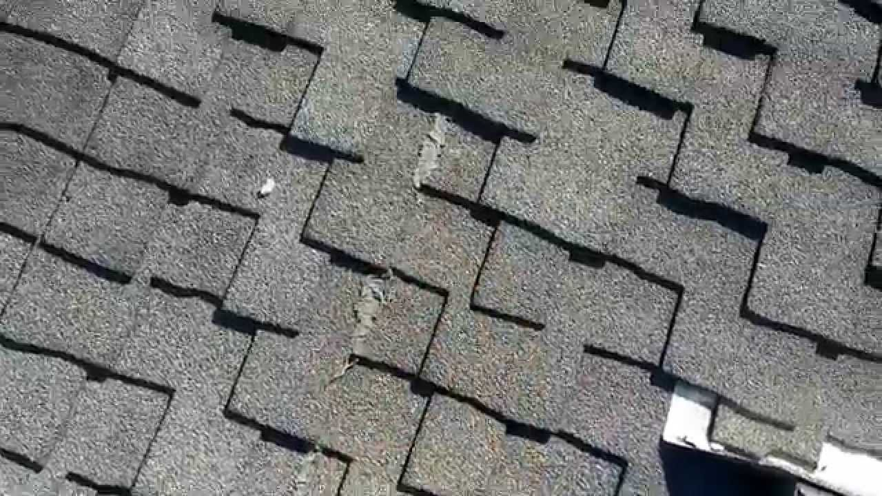 Bad Roofers Installations How Not To Install A Shingles Roof
