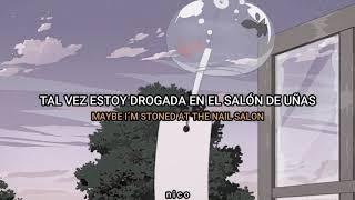 Lorde - Stoned at the Nail Salon (Lyrics Español/Ingles)