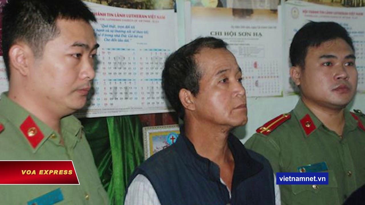 Mục sư Tin lành Đinh Diêm bị xử 16 năm tù (VOA)