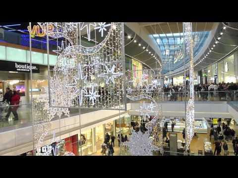 Westfield Stratford City London, UK HD