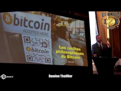 Damien Theillier - Bitcoin Biarritz 2018