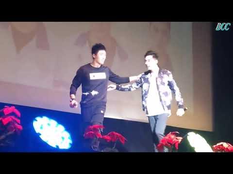 上瘾 (Addicted/Heroin) meeting in Shanghai Weizhou & Jingyu sing 海若有因 Pinyin & Engsub OPENING song