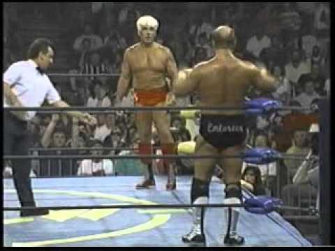 Arn Anderson vs. Ric Flair - 9/17/95 Pt. 1