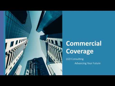 Commercial Coverage Parts