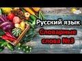 русский язык правила 1-3 класс в таблицах