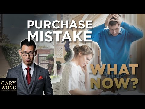 You Bought The Wrong Property, Now What?
