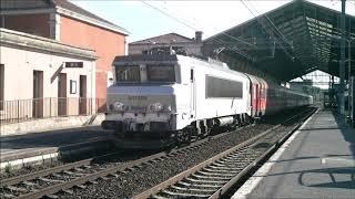 FR#25 -  Après-midi ensoleillé en gare de Narbonne - 06/05/15
