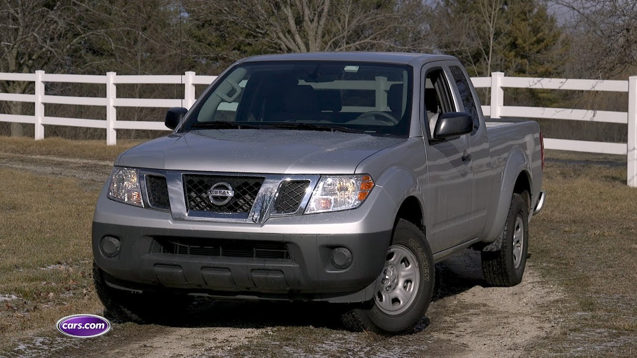 2018 Nissan Frontier It S Cheap But Should You Buy One Cars Com
