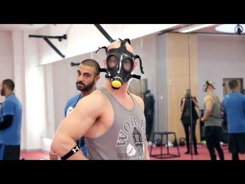 MMA Workout - UFC Fighter Training Mit Seyit Teil 1 KARL-ESS.COM