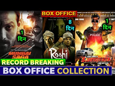 Mumbai Saga Box Office collection, Sooryavanshi Movie, John Abraham, Emraan Hashmi, Akshay Kumar,