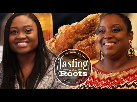 Download Youtube: Tasting Our Roots: Chicken And Eggnog Waffles