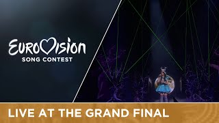 LIVE Jamie-Lee - Ghost (Germany) at the of the Grand Final 2016 Eurovision Song Contest