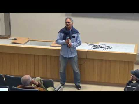 Universality in numerical computations with random data by Prof. Percy Deift 16/1/2017