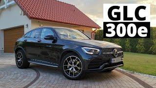 ROZMIAR ma (niestety) znaczenie - Mercedes GLC 300e Coupe