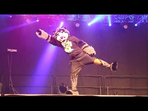 Darkypup (2nd Place) - AC 2019 Fursuit Dance Comp