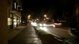 OnePlus X test video 1080p di notte da TuttoAndroid.net