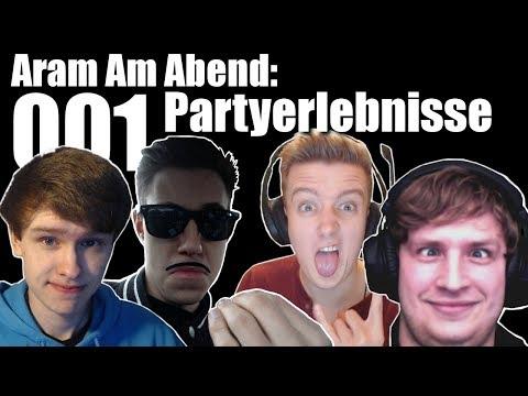Aram Am Abend #001: Partyerlebnisse ft. LRSB, Gotti255 und Perrick