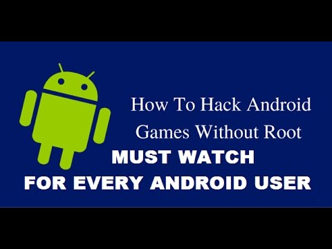 How to hack almost every android game?MUST WATCH