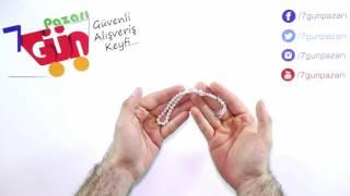 925 Ayar Gümüş Tesbih   7GünPazarı   Güvenli Alışveriş Keyfi