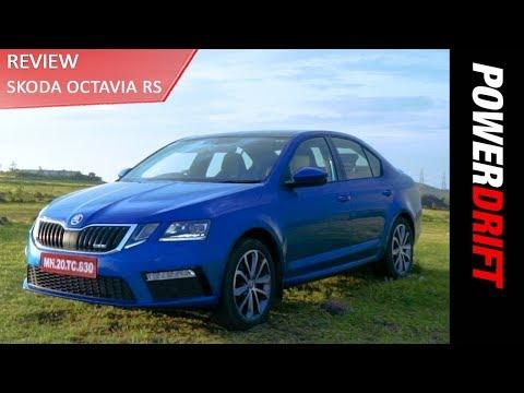 Skoda Octavia RS : Your next car purchase : PowerDrift - YouTube