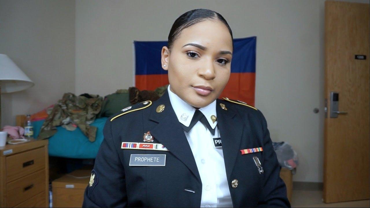 Military Ball Makeup