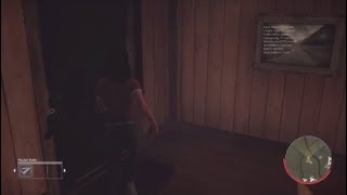 Old Tricks Work On New Jasons Friday The 13th:The Game