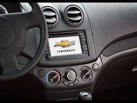 Instalacin De Estreo A Chevrolet Aveo Youtube