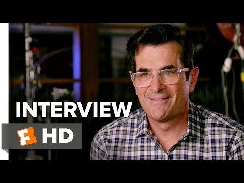 Storks Interview - Ty Burrell (2016) - Animated Movie