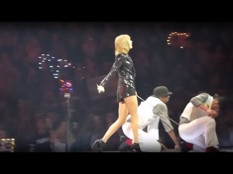 Taylor swift live Arena The 1989 world tour