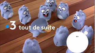 Grizzy et les lemmings - Coming Next France 3