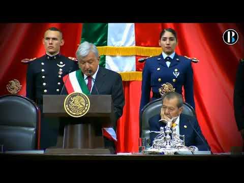 López Obrador agradece trato respetuoso de Trump y asistencia de Maduro