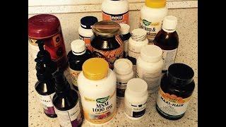 ✿ Биологически Aктивные Добавки (БАДы) ✿ Чем лечится моя Семья / Supplements