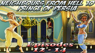 Neighbours From Hell 10 Prince - Episodes 12-14 [130% walkthrough]