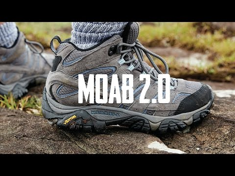 Behind the shoe: Moab 2.0 | Merrell