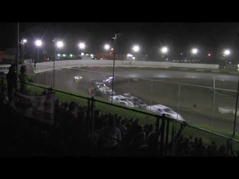 Peoria Speedway 8-3-19 Modified Feature Highlights