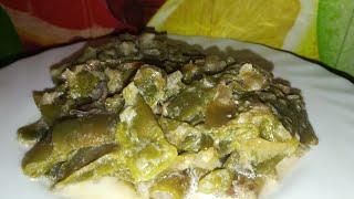 видео рецепт «Пастери» Молдавское блюдо #пастерики  как приготовить стручковую фасоль
