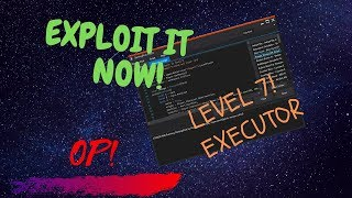💯💯 *NEU* 2019 - April und Mai Update Arbeiten Roblox Exploit ✅✅| Level 7 Executor Free And More !?!