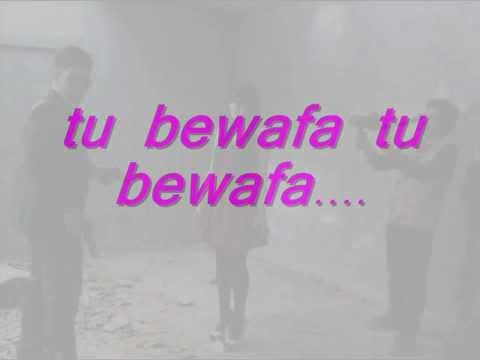 Imran Khan-Bewafa lyrics - YouTube