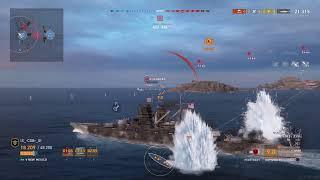 Live warship détente avec les abo