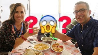 It Cost WHAT? (Epic Meal in Naples) 🍝 🐟 🍑