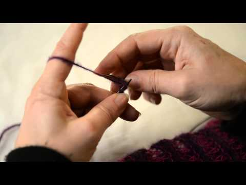 strickichicy erklärt - Maschen dazu anschlagen, zusätzlich aufnehmen, Maschen aufstricken