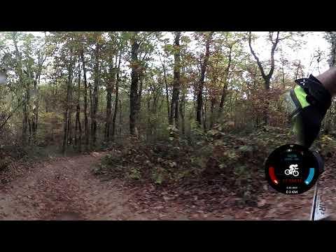 VTT bouconne / Finish parcours 5 GARMIN 360 VR