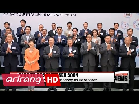 Prosecutors to set date for interrogation of Park Geun-hye
