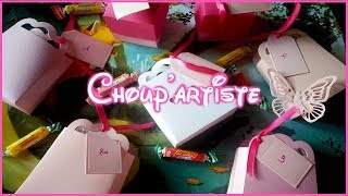 Choup'artiste - Des princesses en fimo méga choupette !