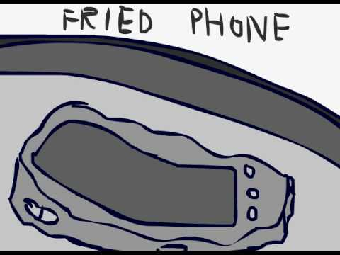 10 ways to destroy a cell phone