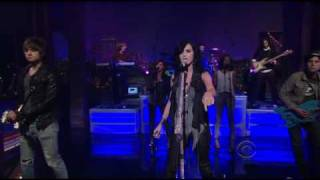 Repeat youtube video Katy Perry - Teenage Dream (Live David Letterman) HD