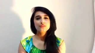 Awesome voice and song Baby Doll sung by Sima.mp4